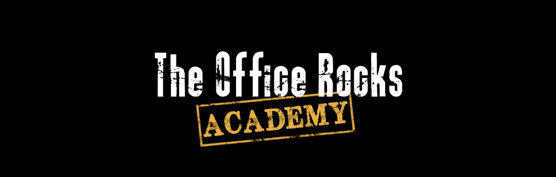 An Intro To The Office Rocks Academy!