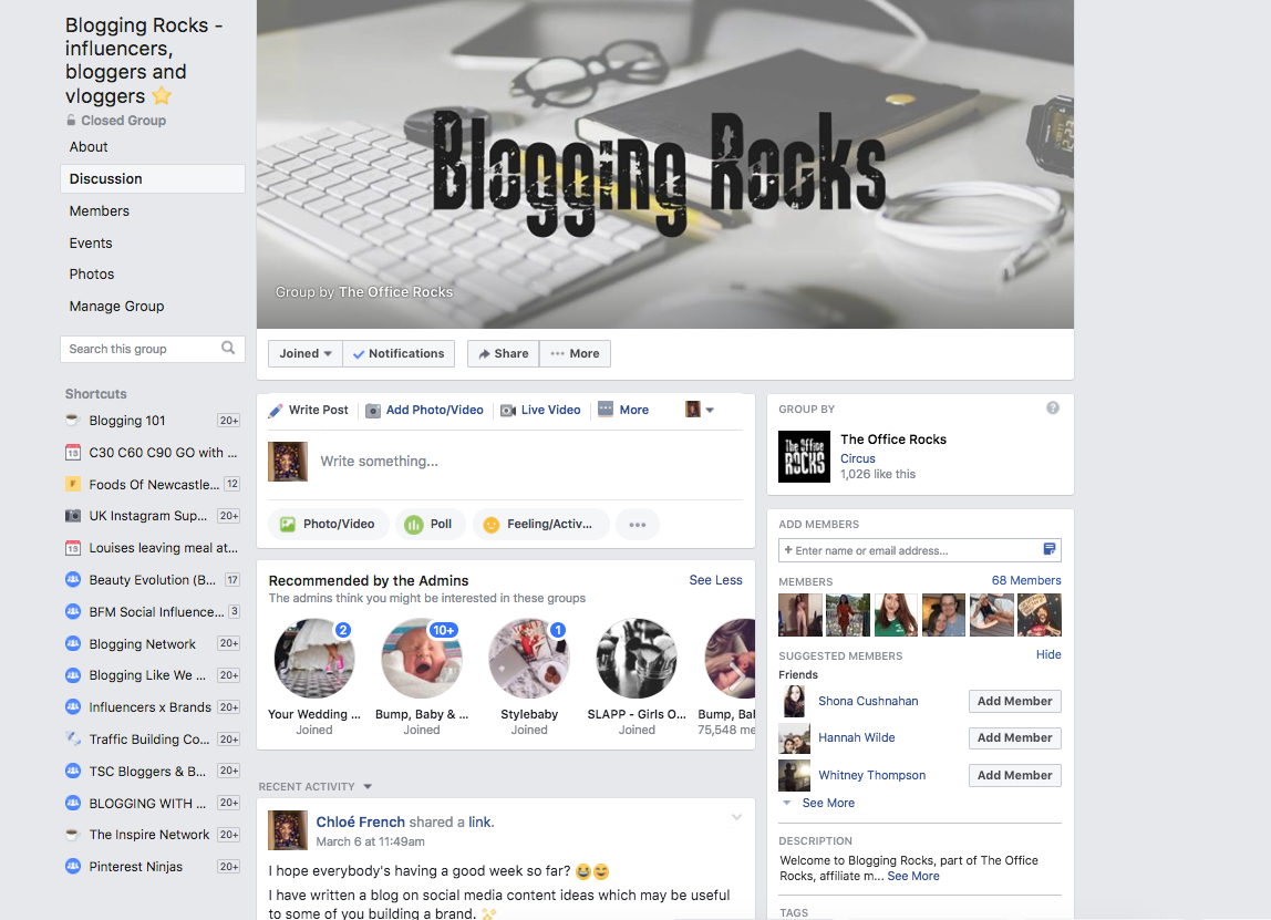 A Guide On How To Create A Facebook Group And Build A